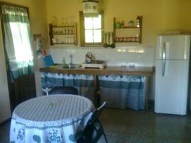 Arriendo temporario de cabaña en Algarrobo