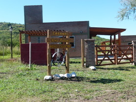 Alquiler temporario de cabaña en Villa del dique