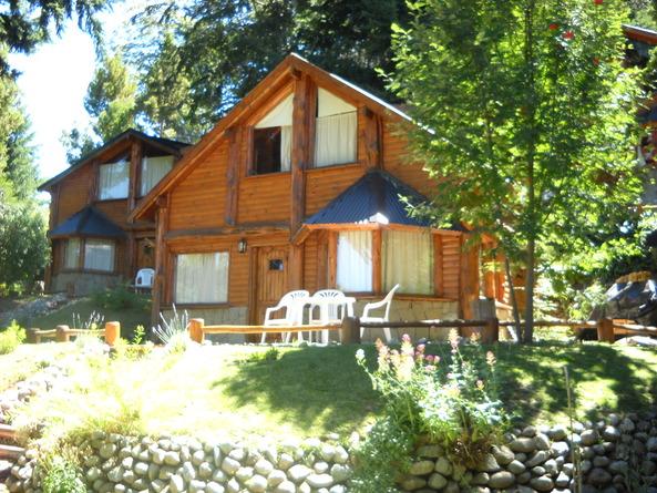 Alquiler temporario de cabaña en Bariloche - llao llao