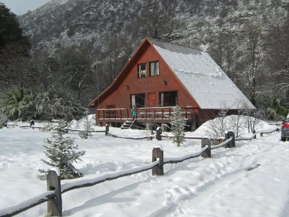 Arriendo temporario de cabaña en Nevados de chillan