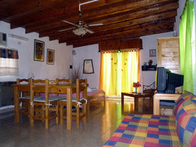Alquiler temporario de cabaña en Escobar- el cazador