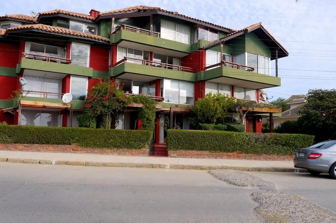 Arriendo temporario de departamento en Algarrobo