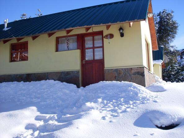 Alquiler temporario de cabaña en Villa pehuenia