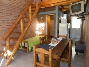 Alquiler temporario de cabaña en Mina clavero