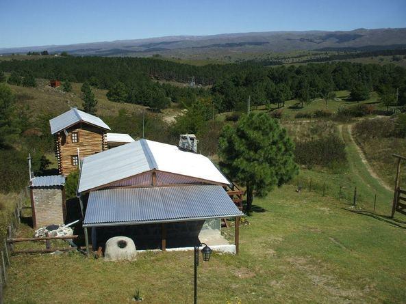 Alquiler temporario de cabaña en Villa yacanto