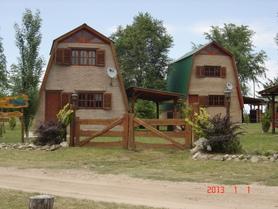 Alquiler temporario de cabaña en Los reartes