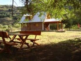 Alquiler temporario de cabaña en El hoyo