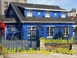 Arriendo temporario de hotel en Reñaca centro