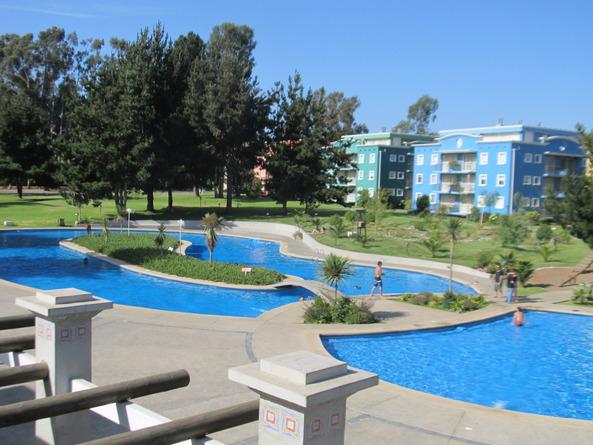 Arriendo temporario de departamento en Mirasol