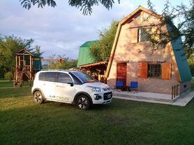 Alquiler temporario de cabaña en Los reartes ( valle de calamuchita )