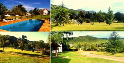 Alquiler temporario de cabaña en Villa general belrano