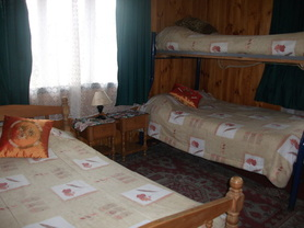 Arriendo temporario de hostería en Achao