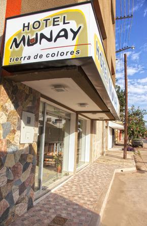 Alquiler temporario de hotel en Libertador general san martín