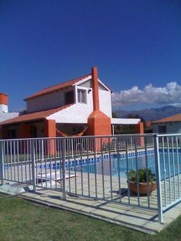 Alquiler temporario de casa en Luján de cuyo