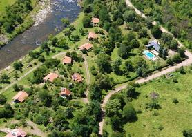 Alquiler temporario de cabaña en Santa monica,calamuchita
