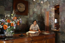 Alquiler temporario de hotel en Tilcara
