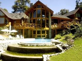 Alquiler temporario de hostería en Villa la angostura