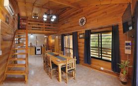 Alquiler temporario de cabaña en Villa general belgrano