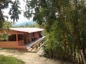 Arriendo temporario de cabaña en Santa marta