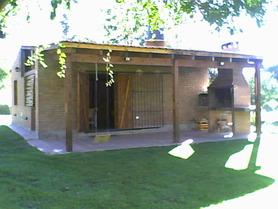 Alquiler temporario de cabaña en Carlos paz