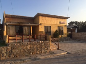 Arriendo temporario de cabaña en Coquimbo
