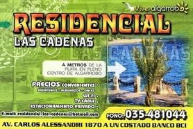 Arriendo temporario de hostería en Algarrobo