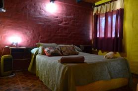 Alquiler temporario de cabaña en Las compuertas
