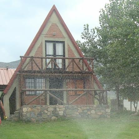 Alquiler temporario de cabaña en Las vegas ,potrerillos
