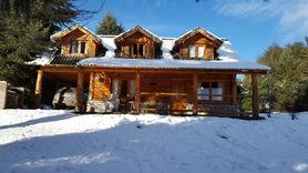 Alquiler temporario de cabaña en Los lagos