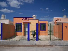 Alquiler temporario de casa en Kanasin