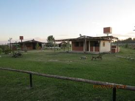 Alquiler temporario de cabaña en San rafael, mendoza