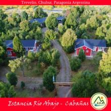 Alquiler temporario de cabaña en Futaleufú. trevelin