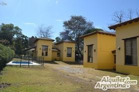 Alquiler temporario de cabaña en San lorenzo