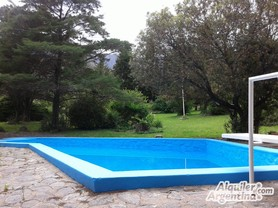 Alquiler temporario de casa en Villa de merlo