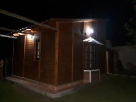Alquiler temporario de cabaña en Paso de la patria