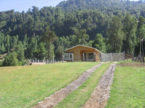Arriendo temporario de cabaña en Pucón