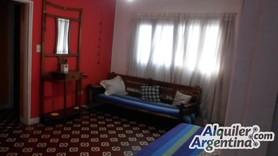 Alquiler temporario de casa en Ciudad de mendoza