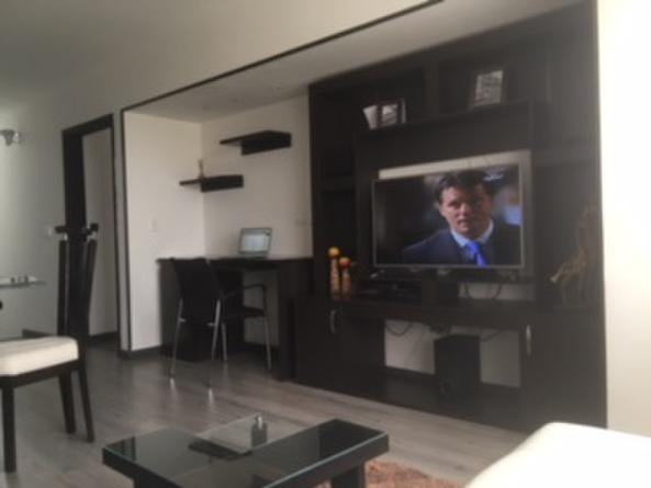 Arriendo temporario de apart en Bogotá
