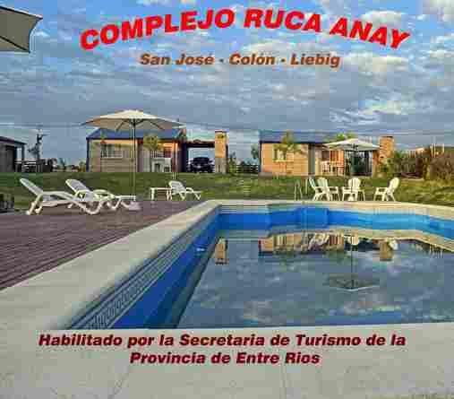 Alquiler temporario de casa quinta en Colón
