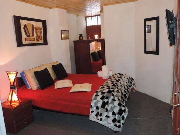Arriendo temporario de hostería en Bogotá