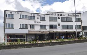 Arriendo temporario de hotel en Armenia