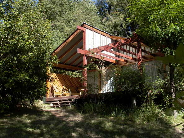 Arriendo temporario de cabaña en Chillan
