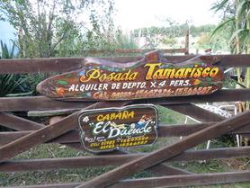 Alquiler temporario de cabaña en Claromeco