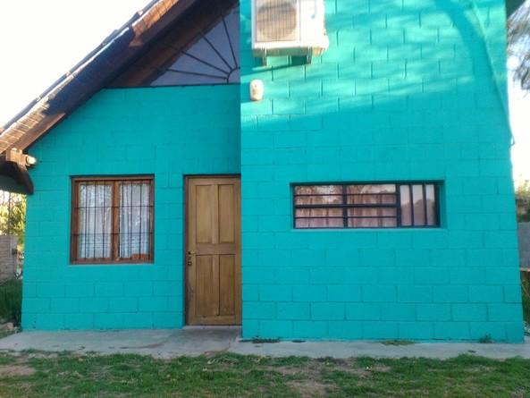 Alquiler temporario de cabaña en Cosquin