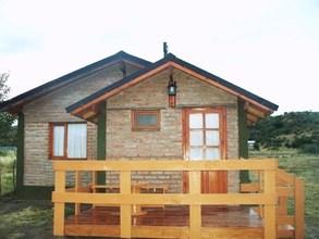 Alquiler temporario de cabaña en Trevelin