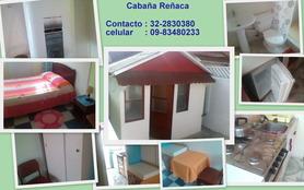 Arriendo temporario de cabaña en Reñaca