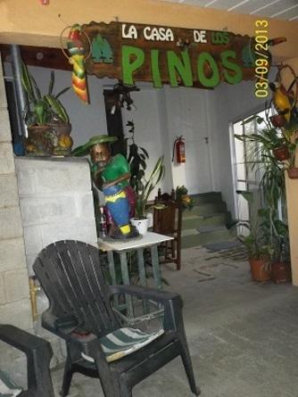 Alquiler temporario de cabaña en San josé