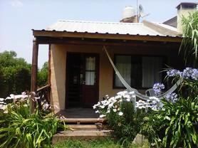 Alquiler temporario de cabaña en La estafeta