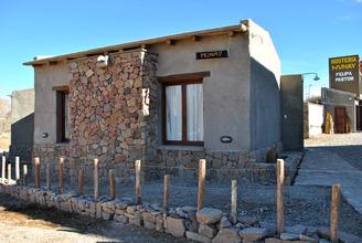 Alquiler temporario de hostería en Humahuaca