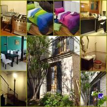 Alquiler temporario de hostería en Villa del parque